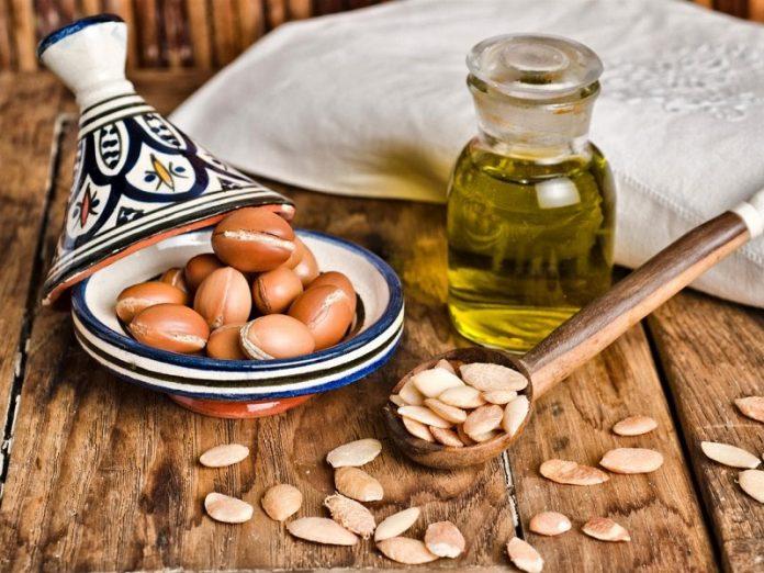 l'huile d'argan pour se faire une beauté